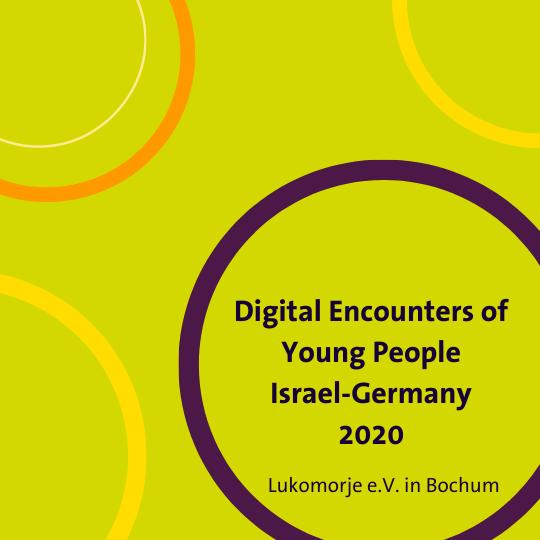 Digital Encounters of Young People - Bochum