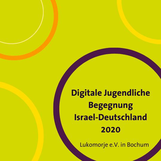 Digitale Jugendliche Begegnung - Bochum