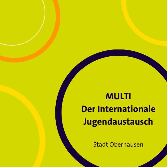 Multi - Der internationale Jugendaustausch