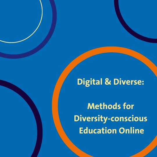 Digital and Diverse: Methoden für diversitätsbewusste Begegnungen