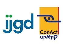 IJGD - Logo und ConAct - Logo